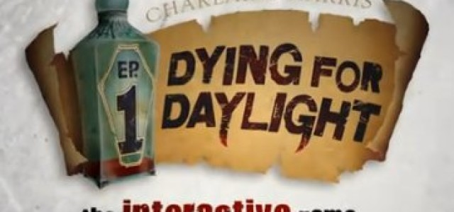 Charlaine Harris partners with I-Play for 'Dying for Daylight'