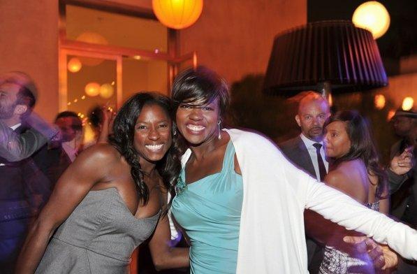 Ebony party pics