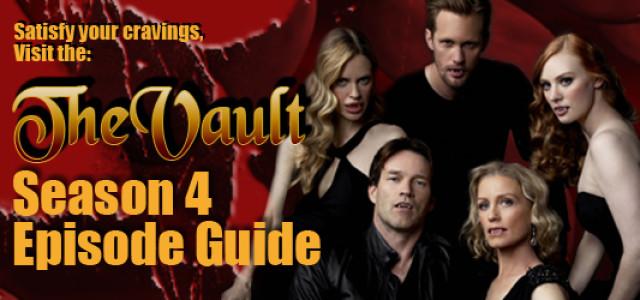 True Blood Season 4 Episode Guide