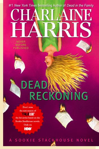 """Grave Secret"", concludes the Harper Connelly series of four books."