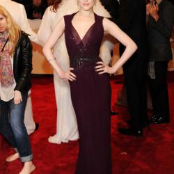 """Evan Rachel Wood attends """"Alexander McQueen: Savage Beauty"""" Costume Gala"""