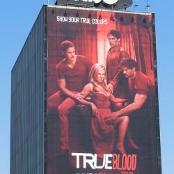 True Blood Billboard is Back on Sunset Strip!