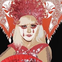 Suzuki Ingerslev creates Chinese Opera design for Lady Gaga