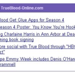 Follow The Vault and never miss a drop of True Blood news