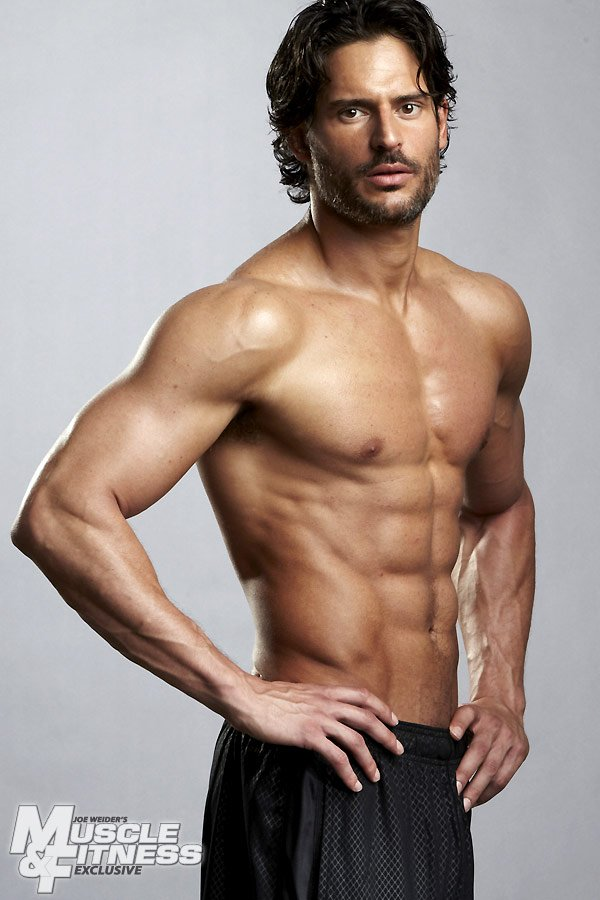 Joe Manganiello, the Werewolf of Hollywood in Muscle ...