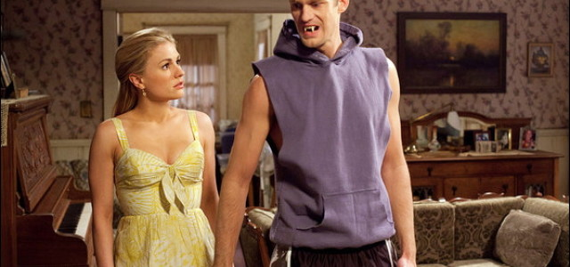 New Sookie and Eric still from True Blood Season 4