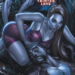 HBO publishes new photos from True Blood Comic Tainted Love 6