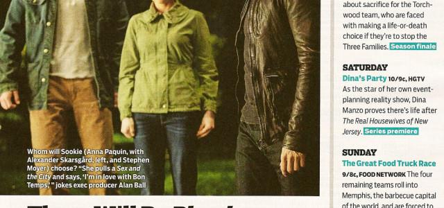 Scans – TV Guide Talks September 11 True Blood Finale | TrueBlood