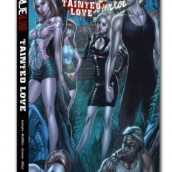 True Blood Comic Book 'Tainted Love' Hardcover available for pre-order