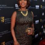 Alfre Woodard at BAFTA and Chris Bauer at HBO Luxury Lounge