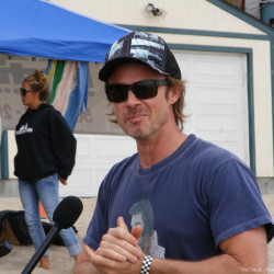 The Vault Exclusive Interview – Sam Trammell at Surfrider Talks Finale