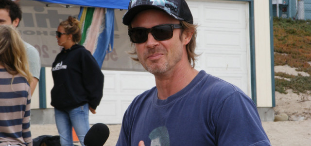The Vault Exclusive Interview – Sam Trammell at Surfrider Talks Finale