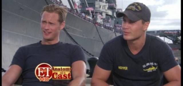 Video: Behind the scenes of Alexander Skarsgård's Battleship