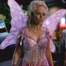 Holly's Halloween Fairy Costume