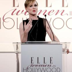 Evan Rachel Wood honored at ELLE's Women In Hollywood tribute