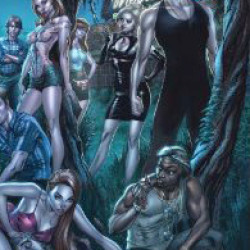 IDW Announces Launch of Second True Blood Comic Book Collection