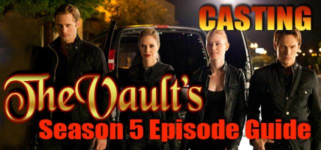 Season 5 Castings