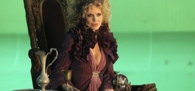 Kristin Bauer's Maleficent to get spectacular new headpiece