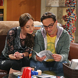 Photos of Courtney Ford on 'The Big Bang Theory'
