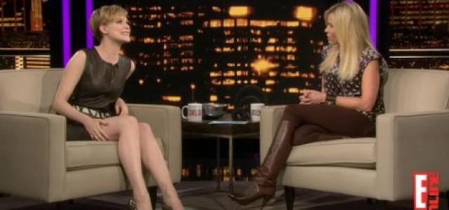 Evan Rachel Wood on Chelsea Lately