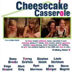 Video: Brit Morgan talks about her new Film: 'Cheesecake Casserole'