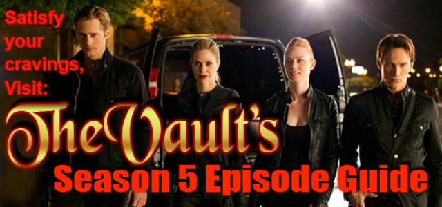 True Blood Season 5 Episode Guide