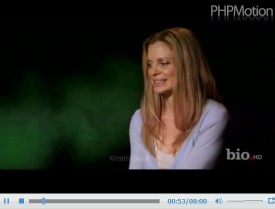 Video: Kristin Bauer in Celebrity Ghost Stories | TrueBlood