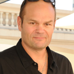 Chris Bauer attends the 2012 DPA Golden Globe Awards Gift Suite
