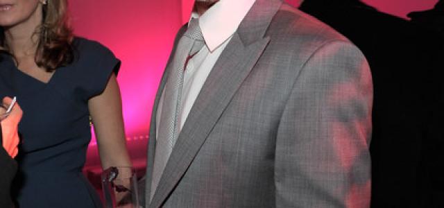 """Sam Trammell at Vanity Fair & Juicy Couture """"Vanities"""" Anniversay"""