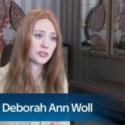 Deborah Ann Woll – Born To Be a Vampire