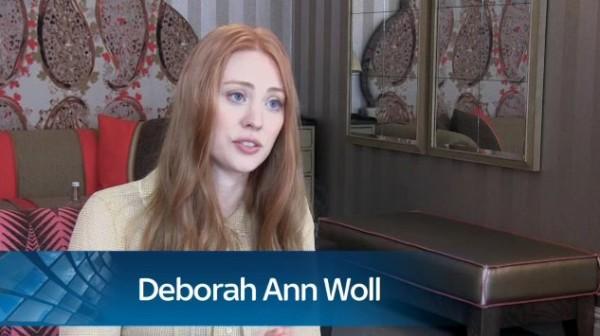 Deborah ann woll ass
