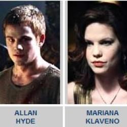 Allan Hyde and Mariana Klaveno to Attend Starfury Vampire Ball