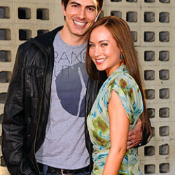 True Blood baby news from Courtney Ford and husband Brandon Routh