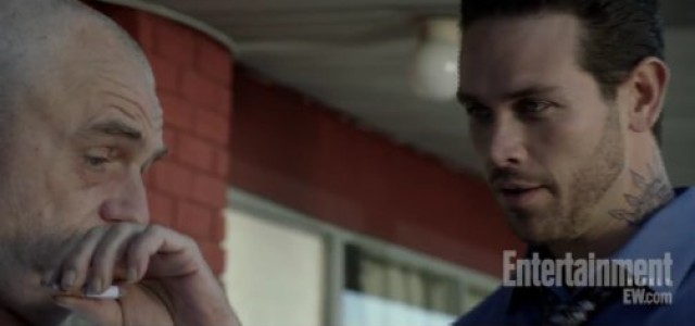 Kevin Alejandro in Breakout Kings & Film About John Wilkes Booth