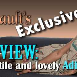 The Vault Exclusive Interview: The Versatile and Lovely Adina Porter