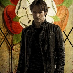 Bill Compton on the Cover of Issue 3 of True Blood Comic Series