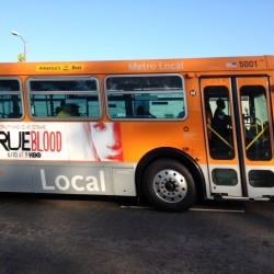 More True Blood Season 5 Advertising Decorates in Los Angeles