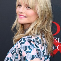 Lindsay Pulsipher attends Special Screen of 'Hatfields & McCoy's'