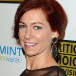 Carrie Preston Attends Critic's Choice Awards