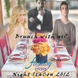 Reserve your place at brunch with Kristin Bauer and Allan Hyde at Night Itacon