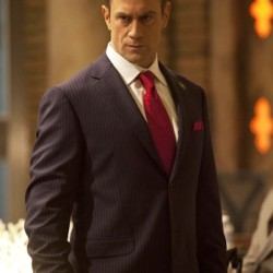 Chris Meloni is one tough Authority leader