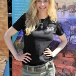 Kristin Bauer attends A Celebration Of Elephants for IFAW