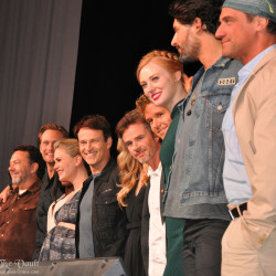 Vault Exclusive: True Blood Comic Con Panel Photos