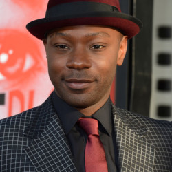"""Nelsan Ellis as Playwright and Director of """"Page 36"""" on HBO GO"""
