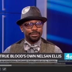 Nelsan Ellis Chats about Lafayette and 'Damn Wonderful'
