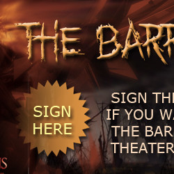 Fans start petition to demand wide theatrical release of Stephen Moyer's The Barrens