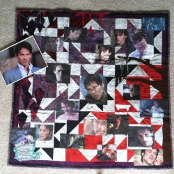 LAST CHANCE to win a Bill Compton handmade wall hanging + pic signed by Stephen Moyer