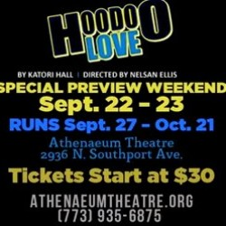 Video with Nelsan Ellis about directing his new play 'Hoodoo Love'
