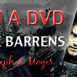 WIN a DVD of The Barrens with Stephen Moyer