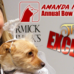 Kristin Bauer Attends Doggie Bow Wow for Amanda Foundation